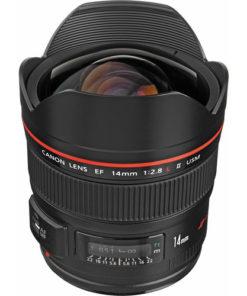 Canon 14mm F2.8L Tilt