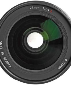 Canon 24mm F1.4L II top