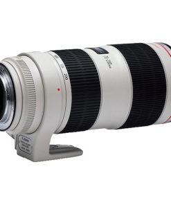 Canon 70-200mm F2.8L IS II back angle