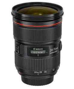 Canon 24-70mm F/2.8 II