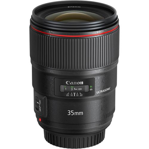 Canon 35mm F1.4L V2 angle cap