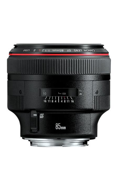 Canon 85mm F/1.2 II