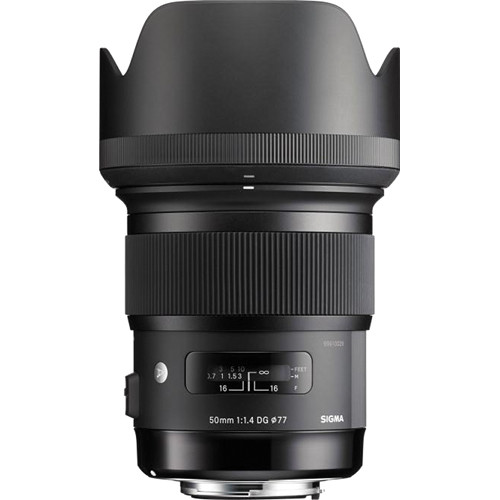 Sigma 50mm 1.4 ART (Canon) hood