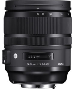 Sigma 24-70mm ART (Canon) front