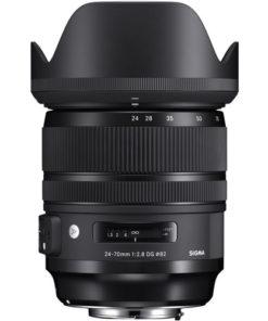 Sigma 24-70mm ART (Canon) hood