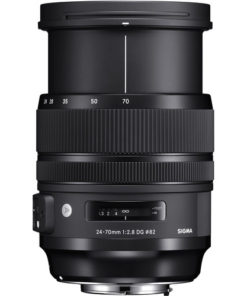 Sigma 24-70mm ART (Canon) zoomed