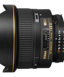 Nikon 14mm D side