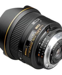 Nikon 14mm D back side