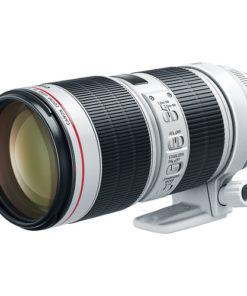 Canon 70-200 III Angled
