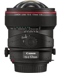 Canon TS-E 17mm F4L side